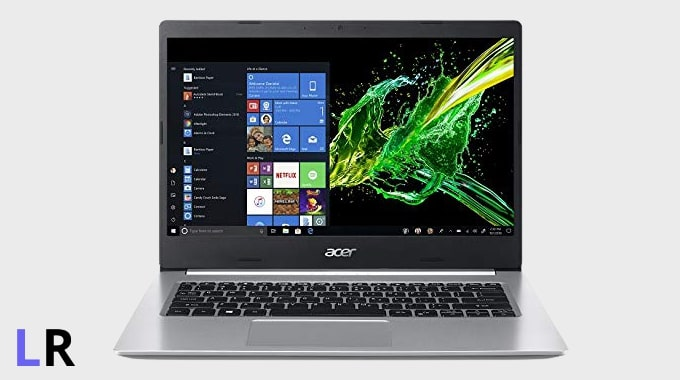 Acer Aspire 5 A514-52G laptop under Rs 60,000 in India.
