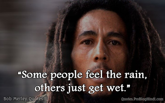 bob marley quotes on woman