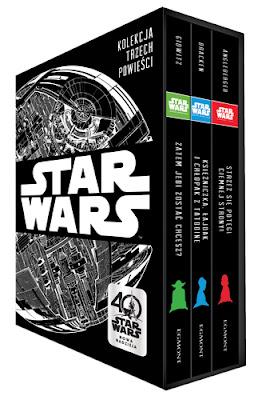 Star Wars: Kolekcja 3 powieści już w sprzedaży!