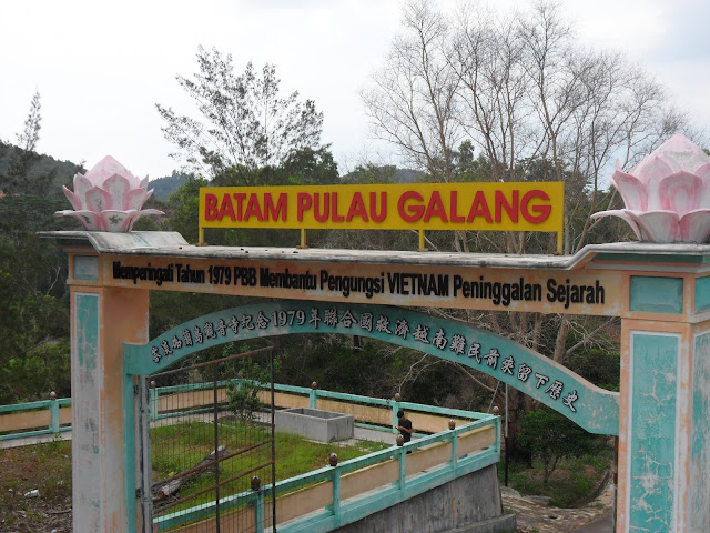 Kampung Vietnam Batam, Tempat Wisata Penuh Sejarah