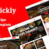 Trickly - Food Recipe HTML Template