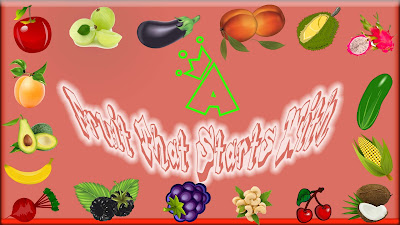 fruits that start with A