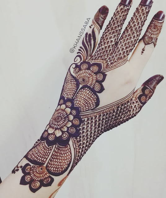 arabic mehndi designs 2018
