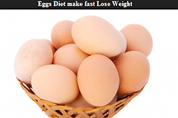 Loss Weight of The Week - Eggs Diet