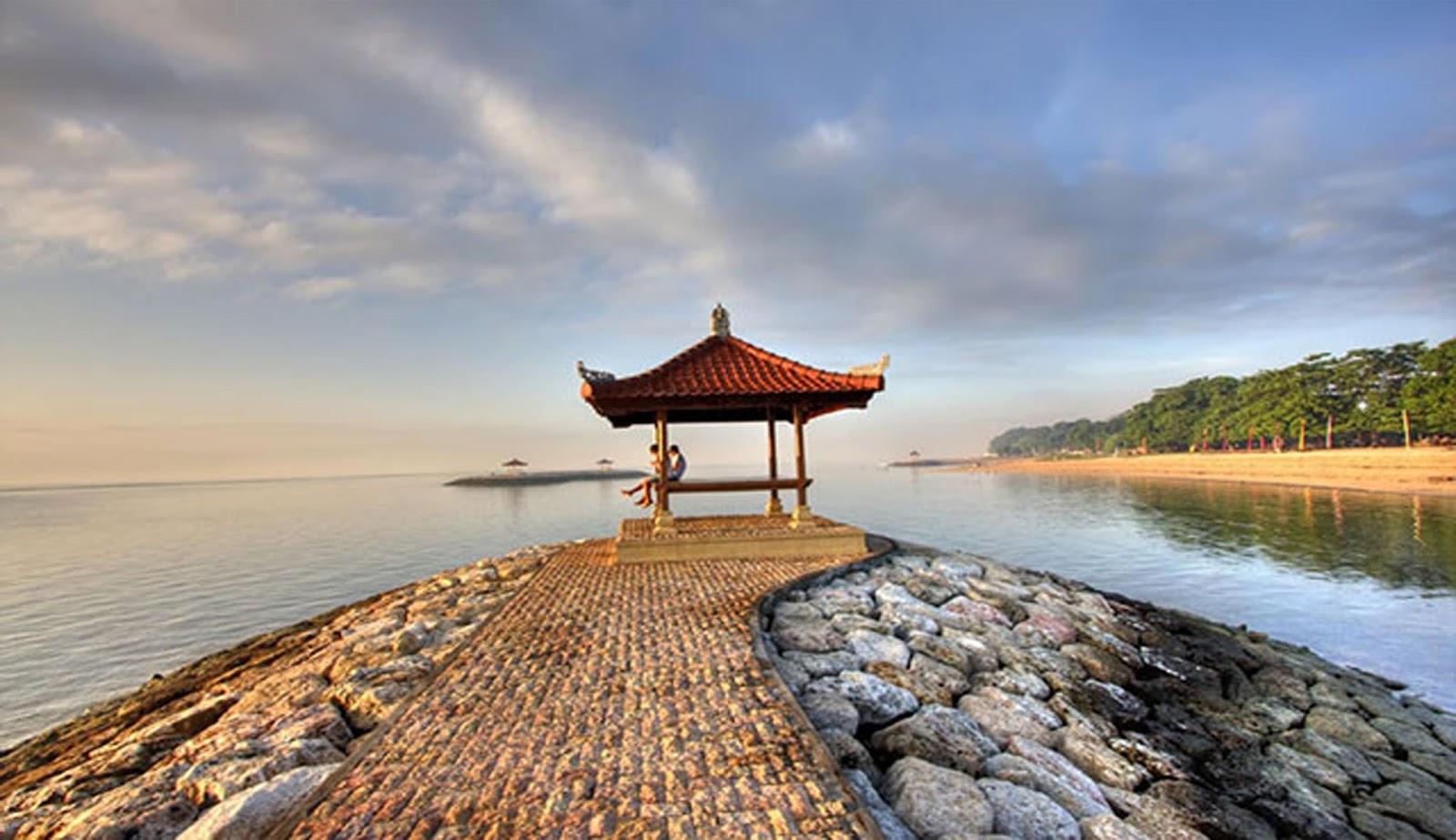 Pantai Sanur Tempat Wisata Favorit Untuk Anak Di Bali