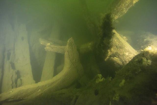 Δύο ναυάγια τόσο μεγάλα όσο το πολεμικό πλοίο Vasa ανακάλυψε το σουηδικό νησί