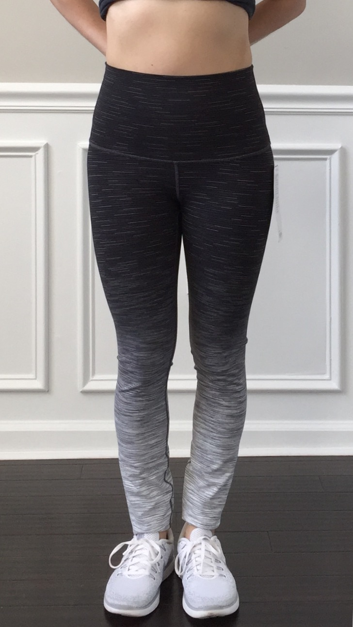 b92339367f Petite Impact: Major Fit Review Friday! Wunder Under Pant Ombre, WU ...