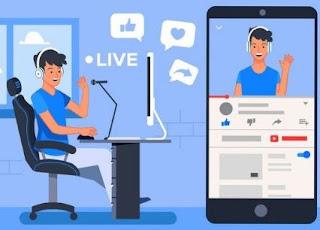 contoh bisnis online 2020 -  vlogger