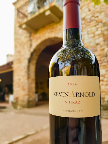 #WineRoutingWithLloyd Waterford - Kevin Arnold Shiraz