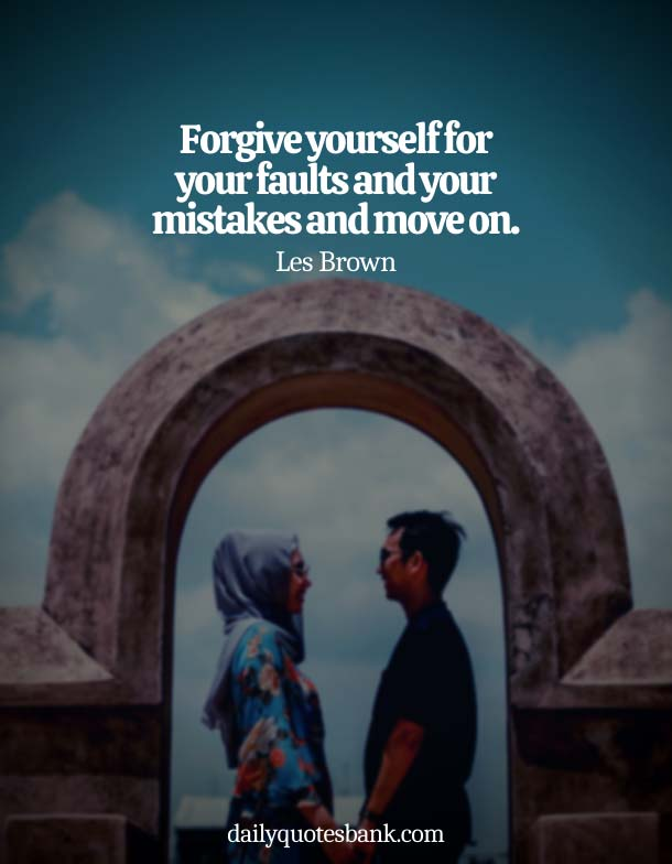 Moving On Quotes About Mistakes In Relationships