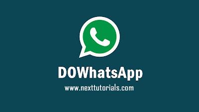 Download DOWA Apk v1.70 Edition Latest Version Android,aplikasi dowhatsapp v1.70,whatsapp mod anti banned terbaru 2020,tema dowhatsapp keren 2020,