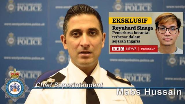 Polisi Inggris Memecahkan Kasus Reynhard