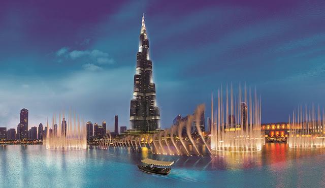 Visita Dubai Burj Khalifa