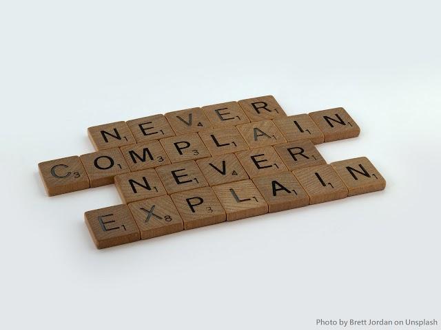 從微笑開始親近自己(6):「不抱怨運動」是自我觀察的啟蒙