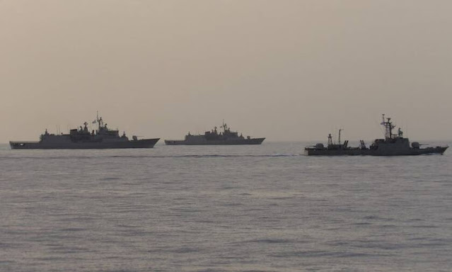 Πολεμικό Ναυτικό: «Ασπίδα» γύρω από το Καστελλόριζο