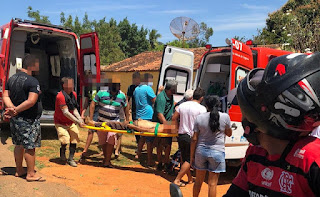 Aposentado é resgatado após cair em fossa na cidade de Brejo dos Santos