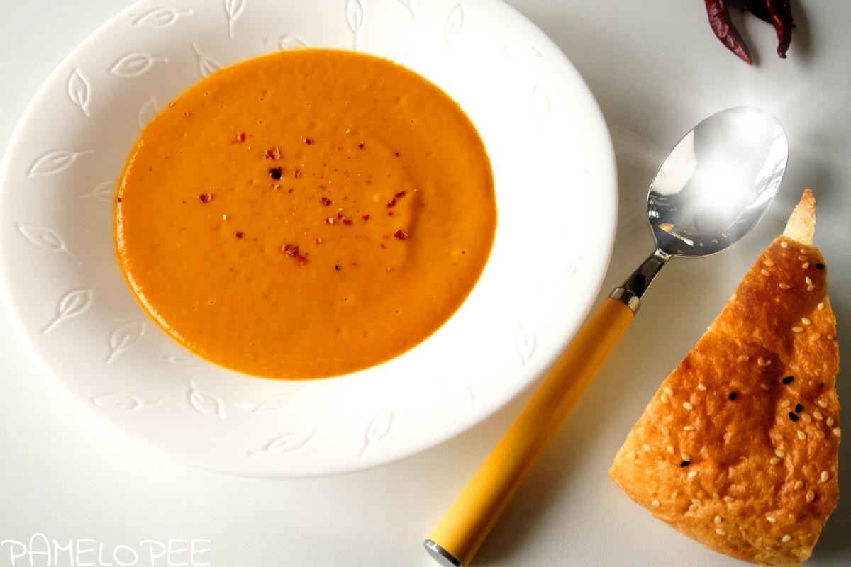 pamelopee rezept butternut suppe mit kokos und ingwer. Black Bedroom Furniture Sets. Home Design Ideas
