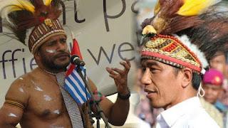 Jokowi Kini Punya Saingan 'Presiden' Papua, Tengku Zul: Kami Tunggu Komentar Bapak