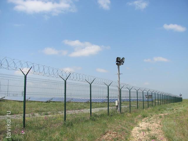 Гелиостанция в Крыму. Геокешинг
