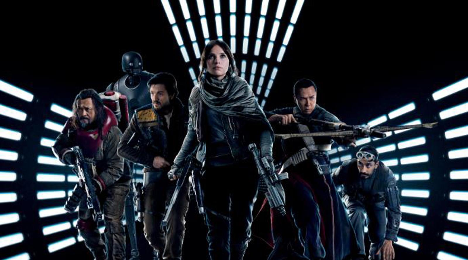 """Trailer final de """"Rogue One: Uma História Star Wars"""" é emocionante e cheio de esperança"""