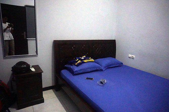 Kamar di Homestay 89 Jepara