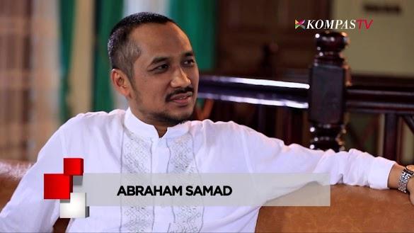Ada Partai Pemerintah Dekati Abraham Samad Minta Jadi Cawapres Jokowi, Begini Responnya