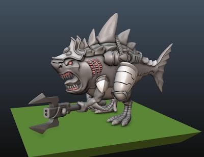 Shark Warriors picture 2