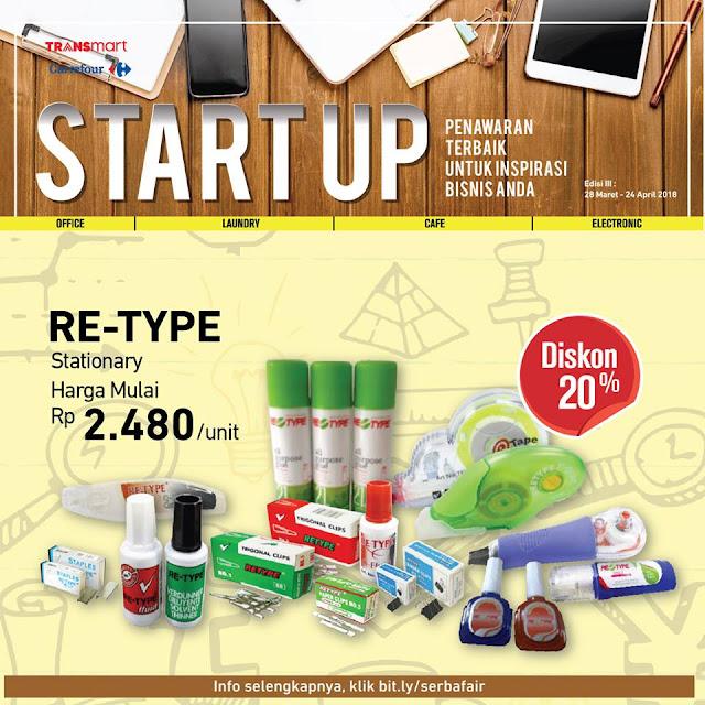 promo office fair di Transmart Carrefour