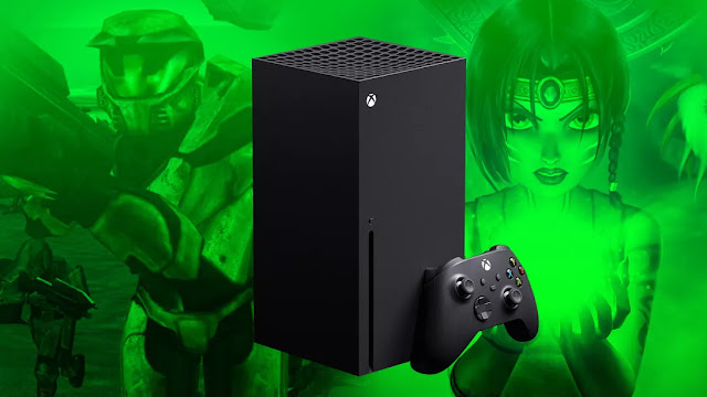 Microsoft: Xbox Series X - консоль, созданная для кросс-плея