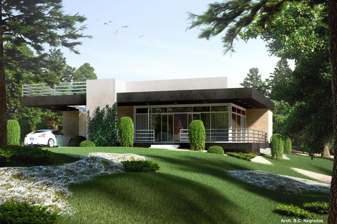 Fotos de fachadas de casas bonitas vote por sus fachadas for Diseno exterior casa contemporanea
