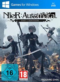 NieR Automata Day One Edition Cracked-BALDMAN