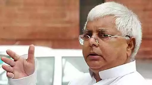 Lalu hinted upcoming coalition between Chirag and Tejeshwi, presented soft corner
