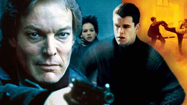 The Bourne Serisi – Geçmişi Olmayan Adam
