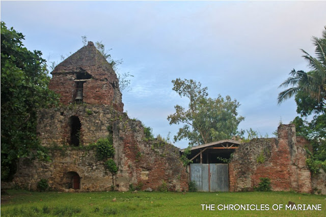 Nassiping Church Ruins
