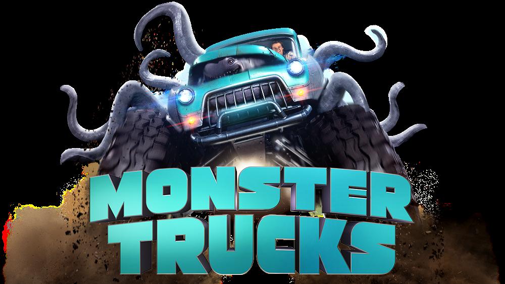 Monster Trucks 2016 Dual Audio Hindi 720p BluRay
