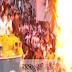 ಮಧ್ಯಪ್ರದೇಶ:ಕಾಂಗ್ರೇಸ್ ರೋಡ್ ಶೋ ವೇಳೆ ಬಲೂನ್ ಗೆ ಬೆಂಕಿ ಹತ್ತಿ ಸ್ಫೋಟ..!