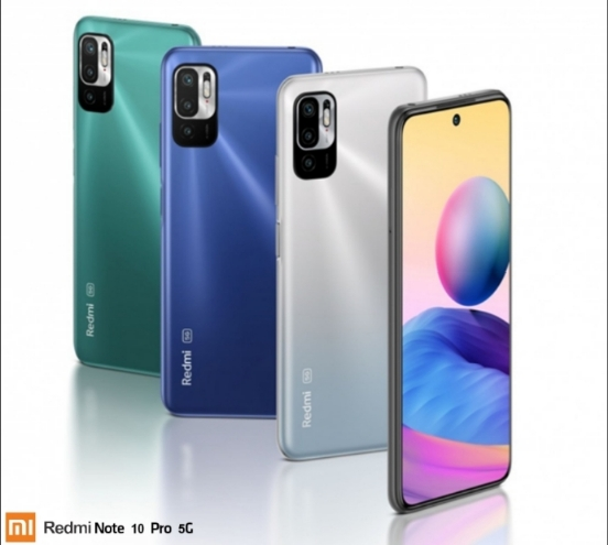 Redmi Note 10 Pro | سعر ومواصفات هاتف ريدمي نوت 10 برو 5G الجديد والمتطور :: 2021