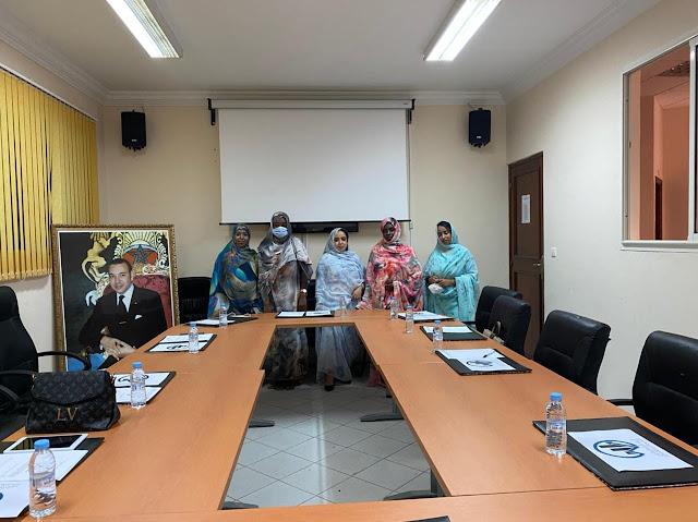 الرابطة الوطنية للمقاوليين الشباب والتنمية المقاولاتية تعزز هياكلها التنظيمية على مستوى جهة الداخلة واد الذهب