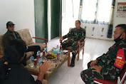 Tingkatkan Sinergitas, Dandim 0416/Bute Silaturahmi Dengan Perwakilan Media