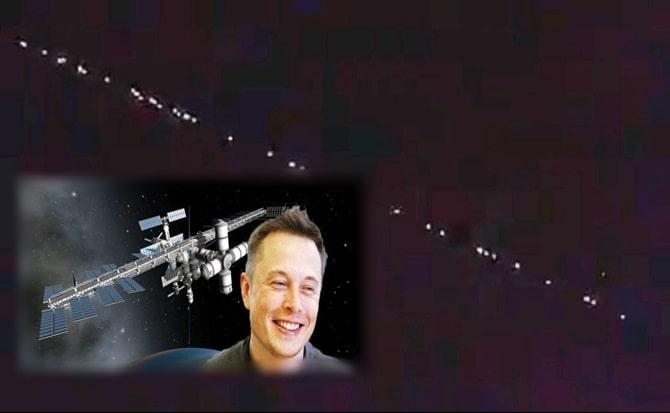 satélites, space x,