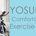 YOSUDA Comfortable Exercise Bike With iPad Mount