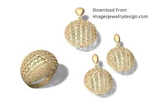 Jewelry 3d rendering pendant designs images