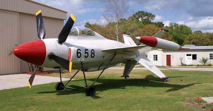 Lockheed XFV son derece dengesiz bir yapıya sahipti, o yüzden üretimi durduruldu.