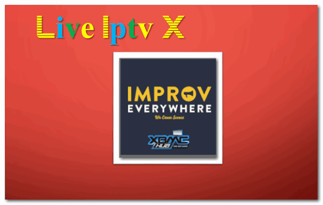 Improv Everywhere comedy addon