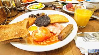 Écosse Glasgow Breakfast petit déjeune