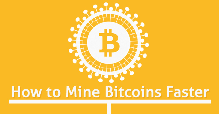 Wanna Mine Bitcoins Faster? Researchers Find New Way to Do it