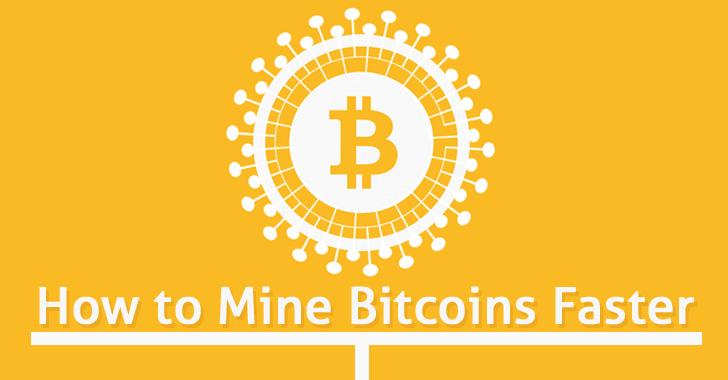 Bitcoin mining js script