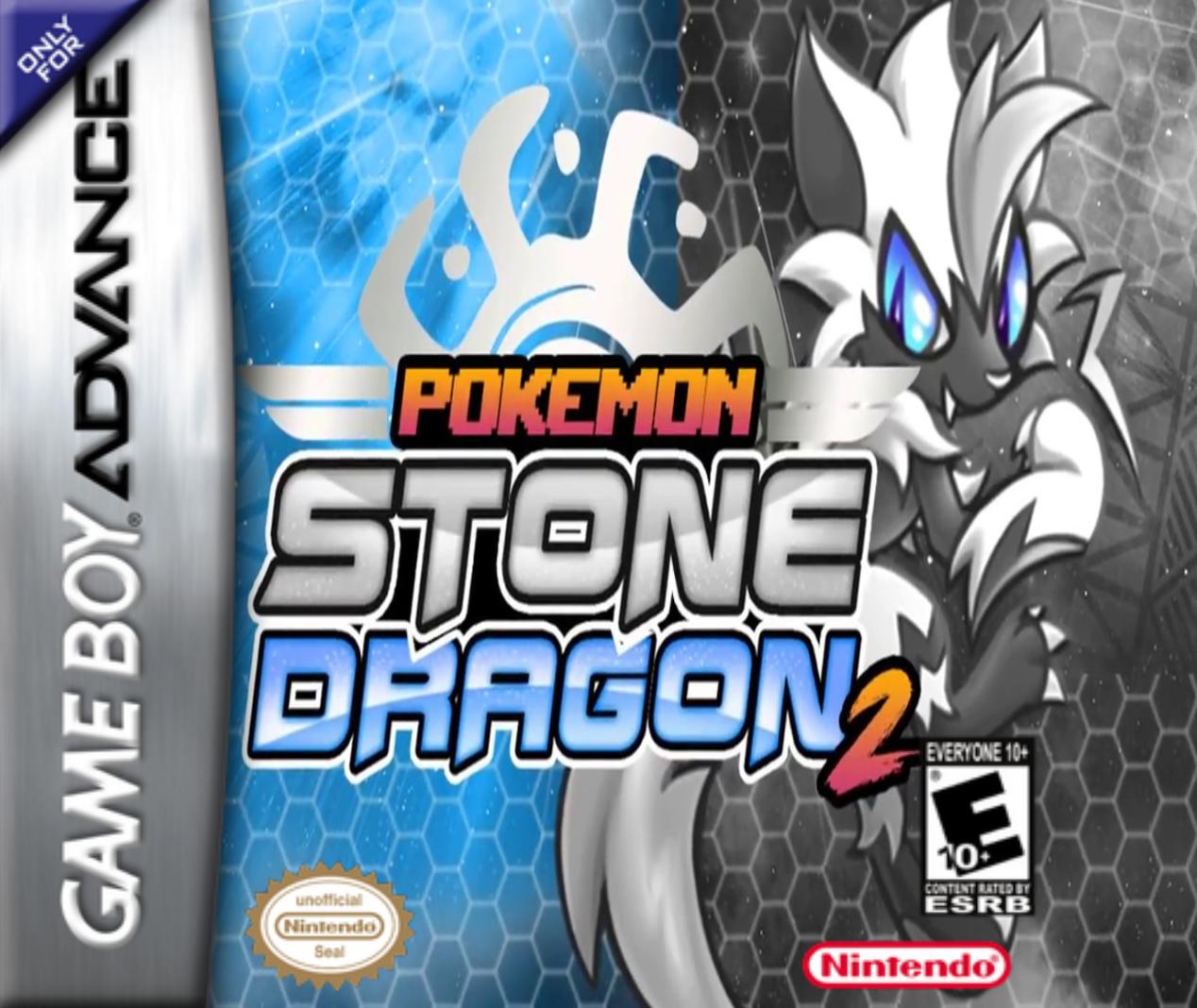 Pokémon Stone Dragon 2 ROM GBA