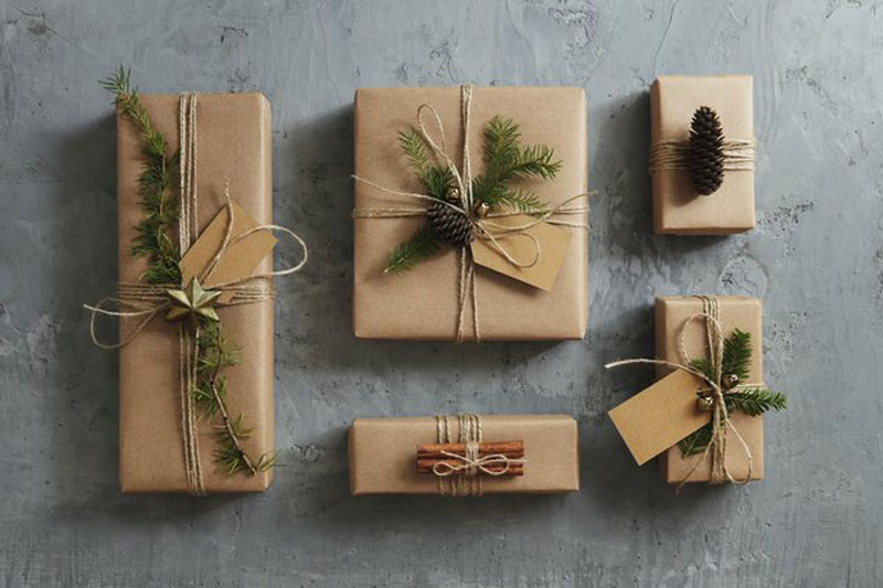 15 Genius & Money-Saving Gift Wrap Ideas