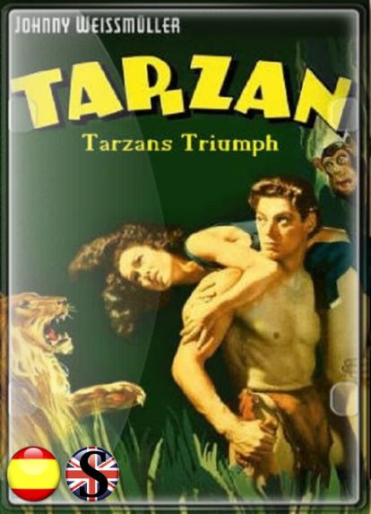 El Triunfo de Tarzán (1943) HD 1080P ESPAÑOL/INGLES